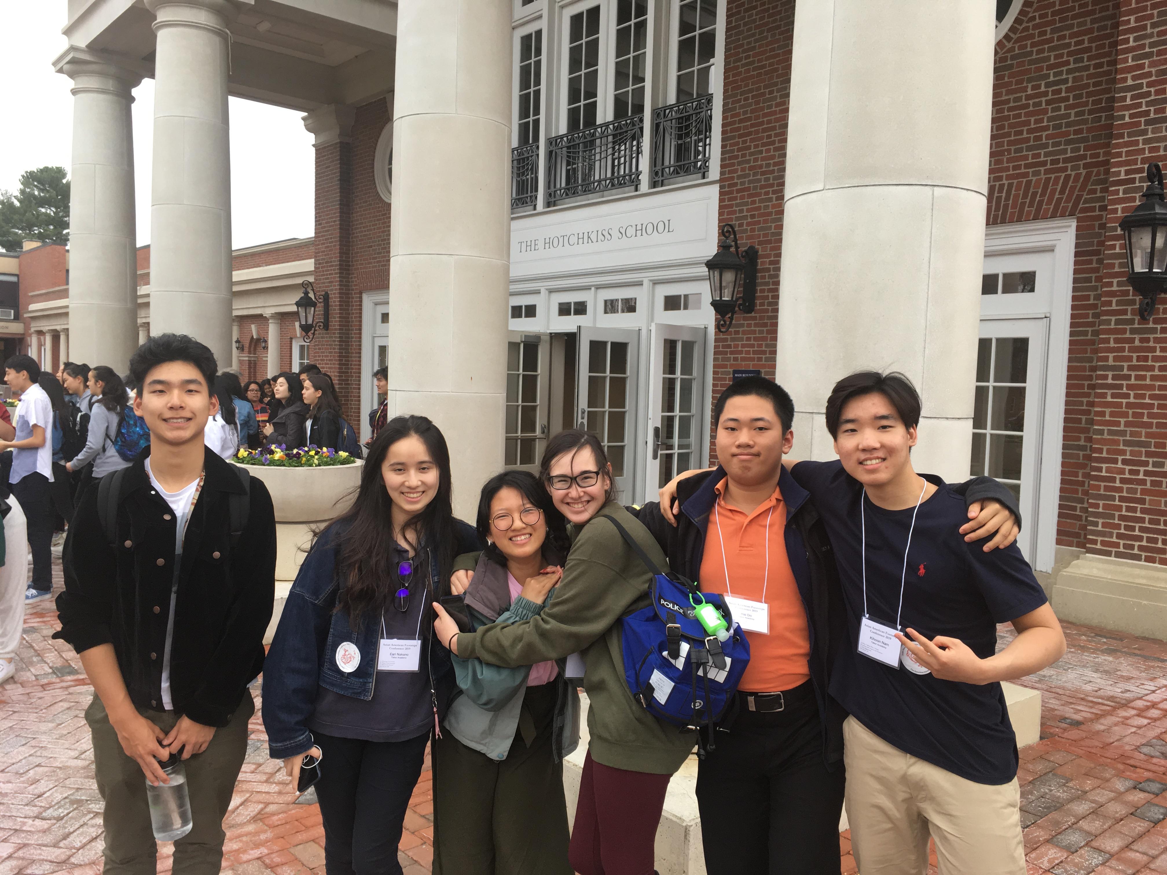 Asian American Footsteps